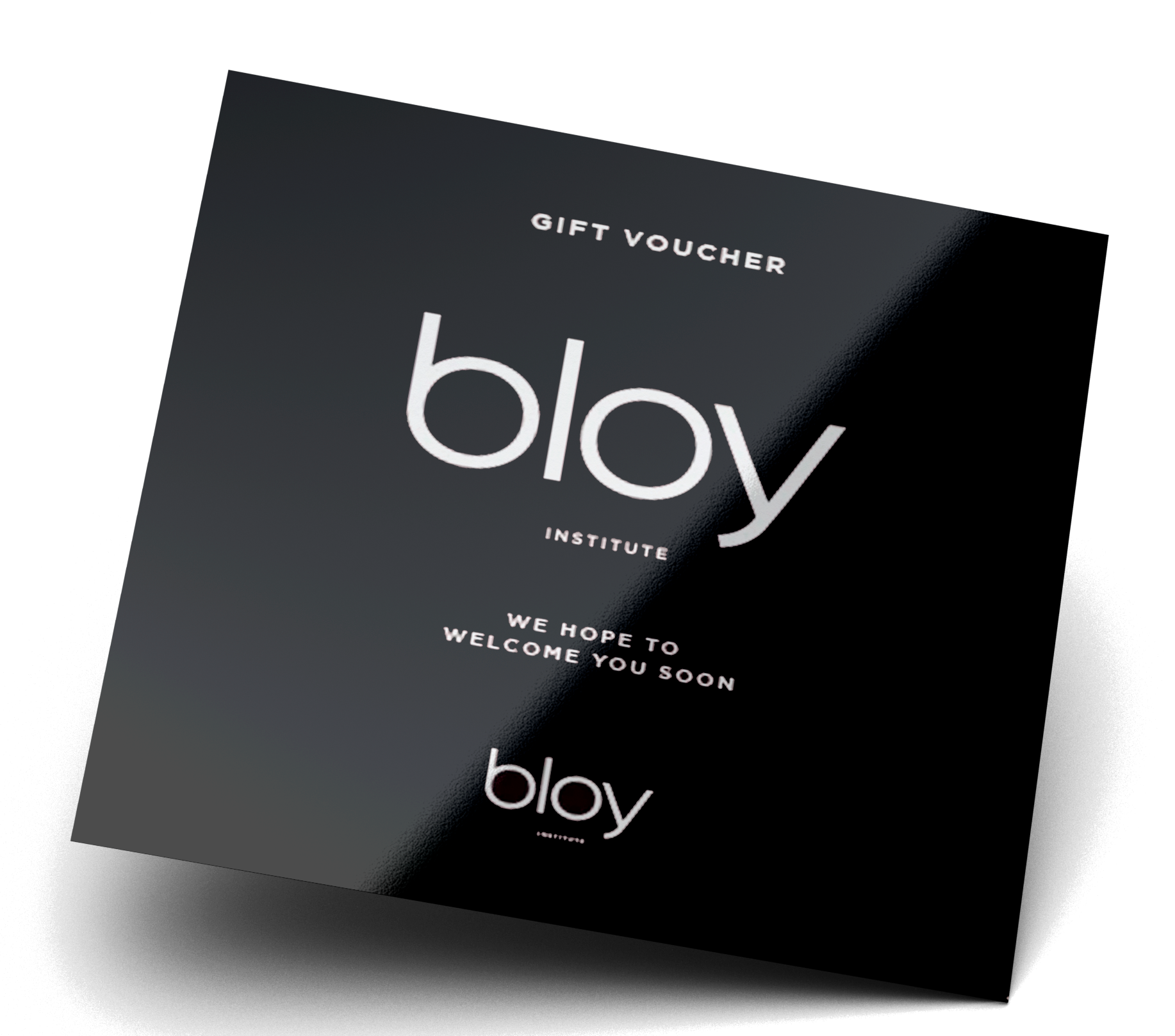 Gift voucher | BLOY Institute Amsterdam
