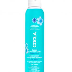 coola sunscreen spray