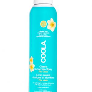 Coola Classic Sunscreen Spray - Pina Colada