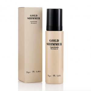 gold shimmer bayu the label